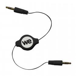 Câble rétractable Jack/Jack
