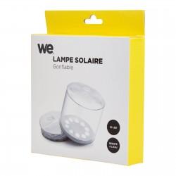 Lampe solaire gonflable à LED