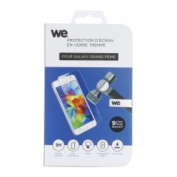 Protection d'écran en verre trempé Galaxy Grand Prime