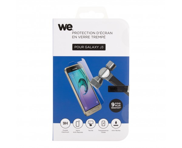 Protection écran standard pour Galaxy J3 - WE