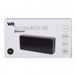 Enceinte Soundbox S6 noire / grise
