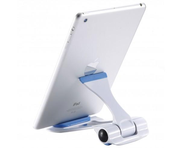 WE S-101 Support Tablette Bleu