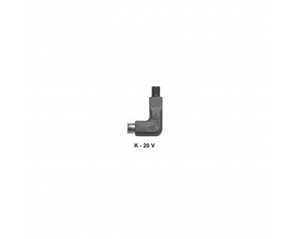 Connecteur W7.3*7.4 mm pour chargeur universel K20