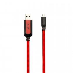 Câble lumineux Gamium USB/Micro USB