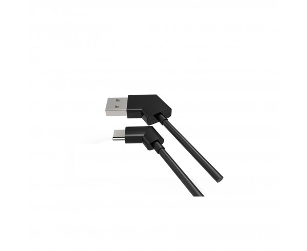 Câble USB/USB-C coudés