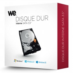 Disque dur interne 3,5'' 2 To