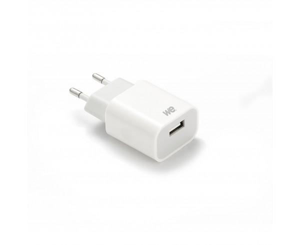 Bundle Chargeur + câble Lightning blanc