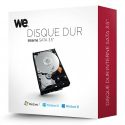 Disque dur interne  3,5'' 4To