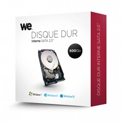 Disque dur interne  3,5'' 1 To