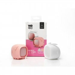 Pack enceinte Bluetooth fille 2 coque interchangeable lapin/cochon