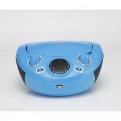 Lecteur - Radio CD Bleu