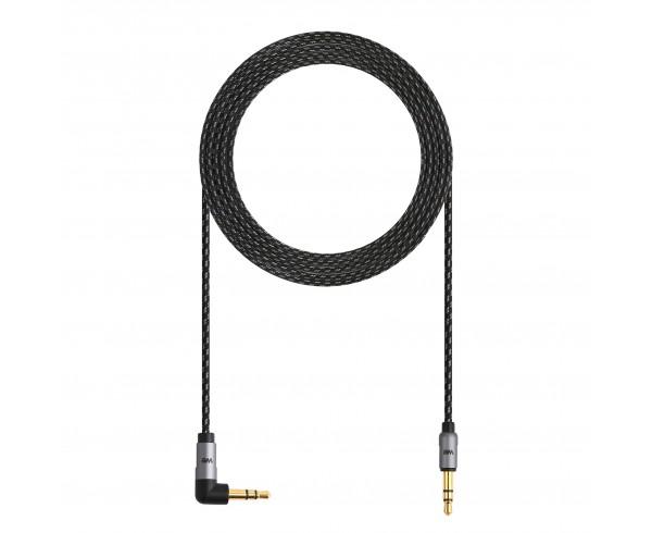 Câble Jack/Jack Nylon coudé 1.50m