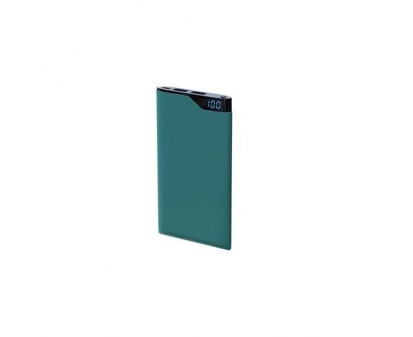 Batterie de secours 6000mAh Vert - WEBATT6000VE