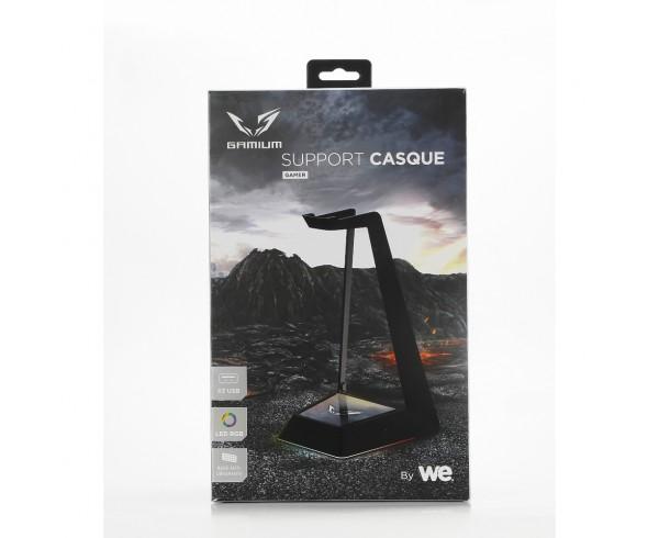 WE Gamium support casque RGB