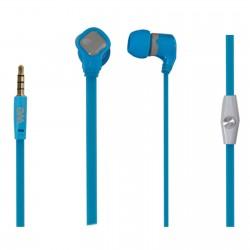 Ecouteurs intra avec micro bi-couleurs